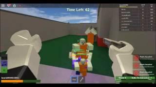 roblox playing zombie rhus