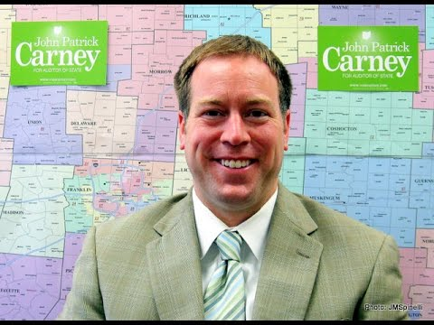 Profile Ohio: John Patrick Carney, candidate for Auditor of State