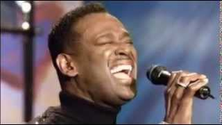 """Luther Vandross Tribute """"So Amazing"""" Covered By: George Huff"""