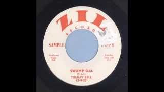 Tommy Bell - Swamp Gal - Rockabilly 45