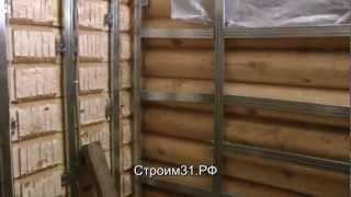 Гипсокартон.avi(Гипсокартон в деревянном доме, стены в ванной комнате., 2012-05-29T18:17:36.000Z)