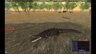 Roblox: Ein oder zwei Krokodile?