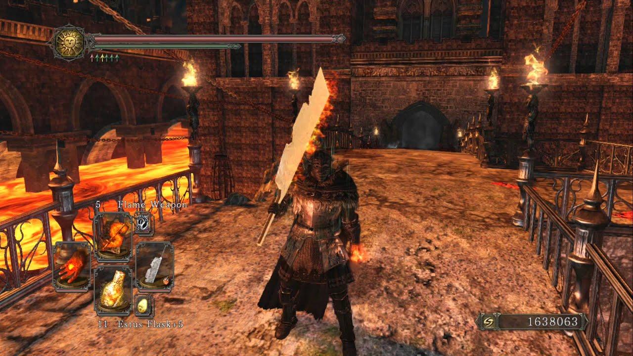 Dark Souls 2 - The Butcher PvP Build - YouTube - photo#14