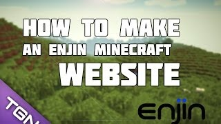 How to make a Minecraft Enjin server website for free [EASY] [FAST] [BEST]