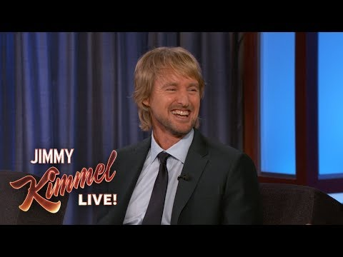 Download Youtube: Jimmy Kimmel Gives Owen Wilson a Birthday Gift