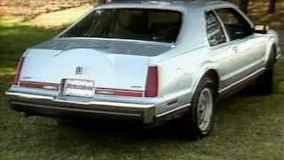 MotorWeek | Retro Review: '88 Lincoln Mark VII LSC