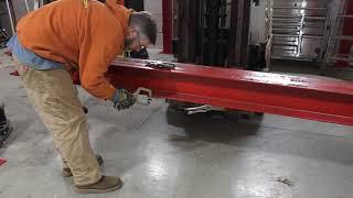 DIY Bridge Crane Days 6 and 7 thumbnail