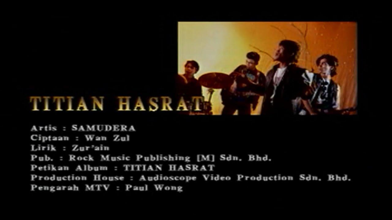 Samudera-Titian Hasrat[Official MV] Chords - Chordify