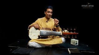 Musiana Master Class | Sarod 105 | Playing Sa Re Ga Ma | Dr. Rajeeb Chakraborty