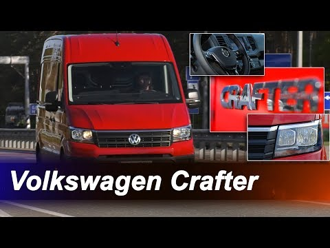 VW Crafter 2017.