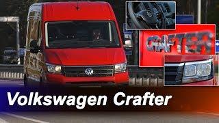 VW Crafter 2017. ЛУЧШИЙ ТЕСТ-ДРАЙВ. Будет ли новый Фольксваген Крафтер круче Мерседес Спринтер 2017?