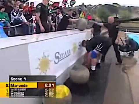 World's Strongest Man Qualifying Tour: Sweden 2005 - Pudzianowski is the favourite