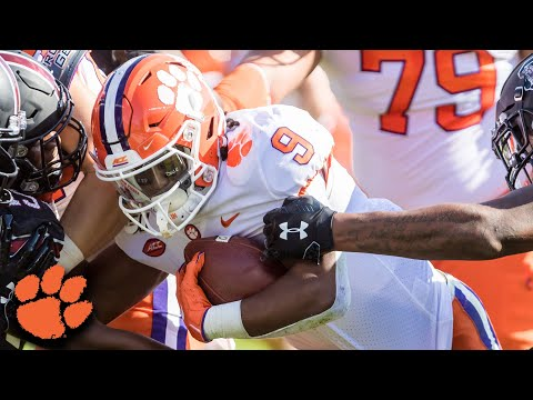 Clemson's Travis Etienne: 2019 ACC & Offensive Player Of The Year