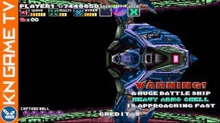 Game phim thuyền không gian PS1 | G Darius một trò chơi huyền thoại của tuổi thơ