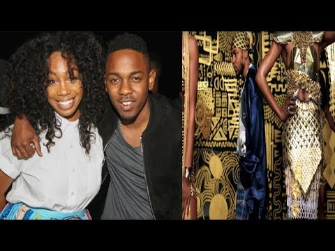 Kendrick Lamar and Sza Sued Over Black Panther Music Video Mp3