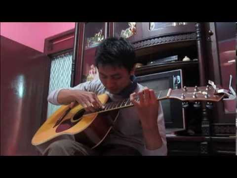 Dewa 19 - Pupus (Fingerstyle/Instrumental Guitar Cover) Travel Video