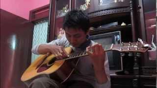 Dewa 19 - Pupus (Fingerstyle/Instrumental Guitar Cover)