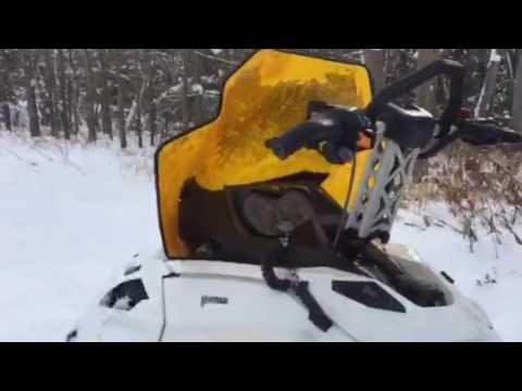 2017 Ski doo Tundra LT 600 ACE