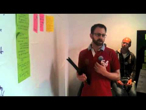Management and Corporate Culture Hacking - Stoos Stampede Amsterdam 2012