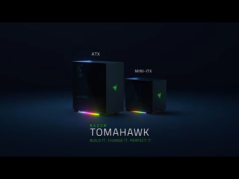 Razer Tomahawk | Build it. Change it. Perfect it.