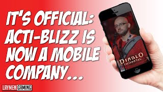 Acti-Blizzard Now Makes More Money From Mobile Than From Real Games
