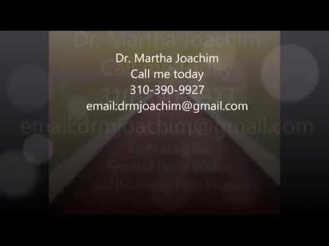 Work and job stress relief in Santa Monica, CA - 310-390-9927 - Dr. Martha Joachim