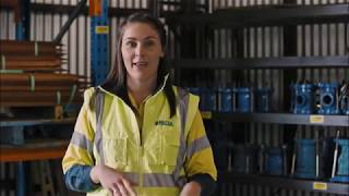 Jodie - Safety Officer | Our employees | Water Corporation