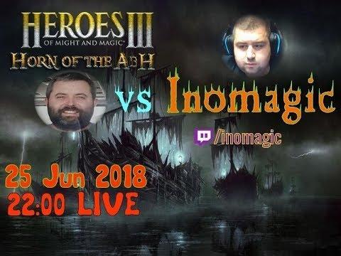 Heroes3 HotA: ABH Vs Inomagic