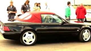classic coupe day 2014 ( Moscow race way ) - классик купе /фильм/