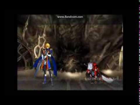 (SAO) Blazbule เกมต่อสู้แนวใหม่ของชาวร็อค Part2