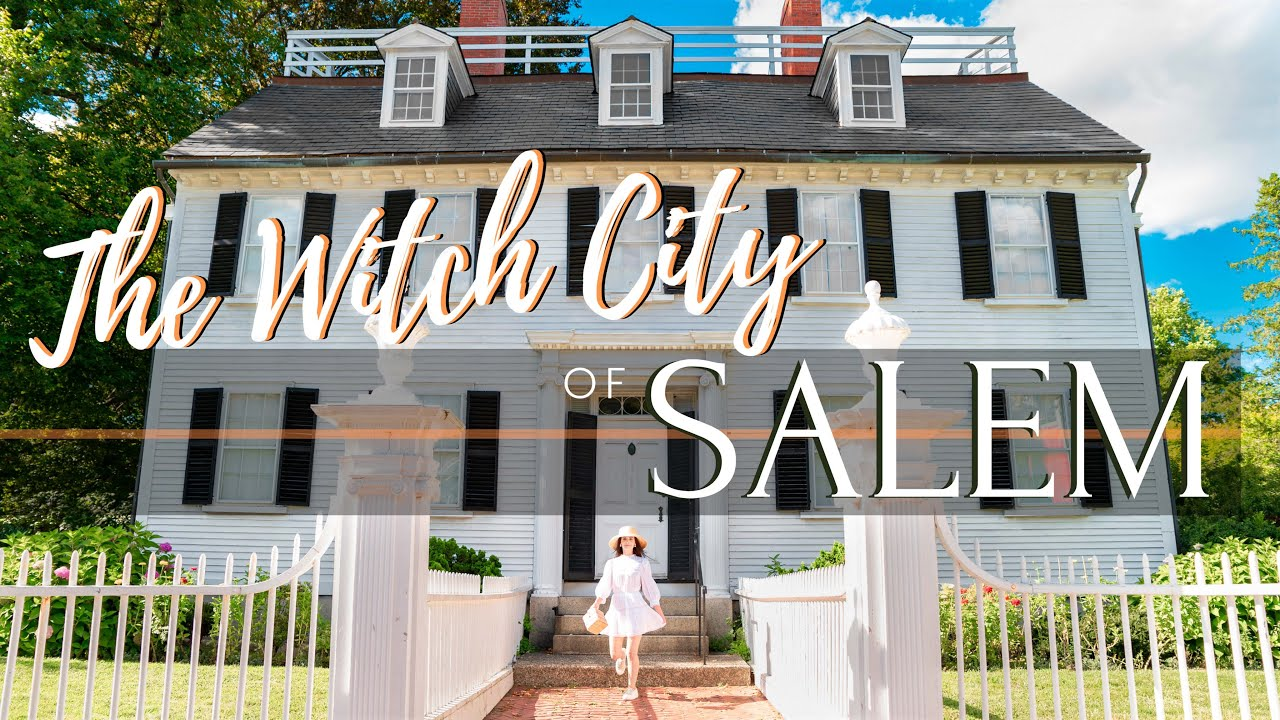 Download SALEM TRAVEL GUIDE 2020 | Part 1 | The BEST HALLOWEEN CITY in the US