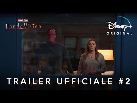 Marvel Studios' WandaVision   Trailer Ufficiale #2 I Disney+