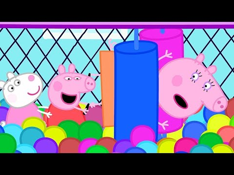 Kids Videos 💖Soft Play 💖 Peppa Pig Official | 4K | New Peppa Pig