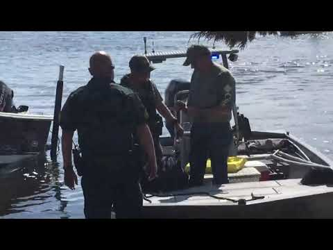 Authorities Rescue Pilot After Forced Landing In Homosassa Marshes