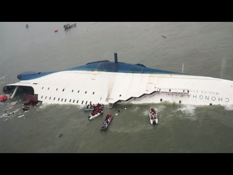 ROK's Constitutional Court rejects Park's explanation over the 2014 Sewol ferry disaster