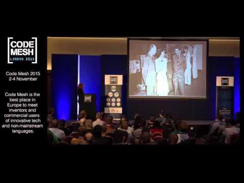 Keynote: Grace Murray Hopper: The Original Pirate Hacker - Melissa Pierce