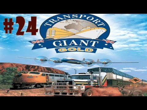 Transport Giant - Walkthrough - Part 24 - Australia: The Last Small Space (PC HD)