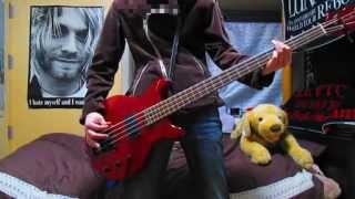LUNASEA END OF SORROW    Bass cover