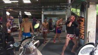 Кемп тайского бокса муай тай на Пхукете, Патонг Таиланд