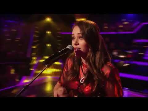 "Lara Samira Will; ""Over The Rainbow"" TVoG 2017 Sing Off"