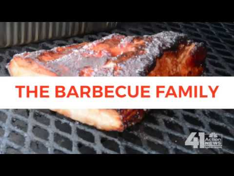 'Barbecue family' at the American Royal encourages friendly competition