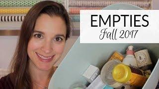 Empties | Fall 2017