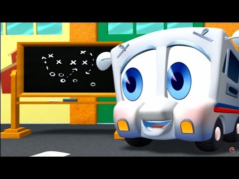 Finley The Fire Engine | It's Not Whether You Win or Lose | Full Episode | Cartoons For Kids 🚒