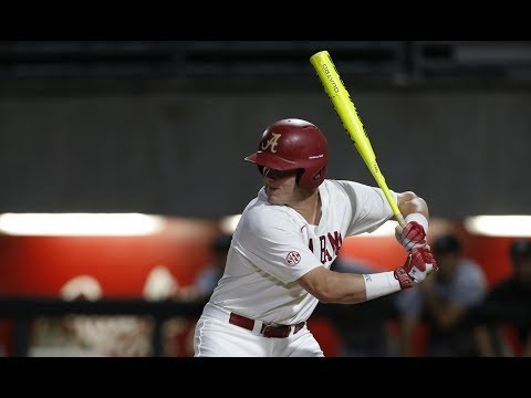 Chandler Taylor at the 2017 College Home Run Derby