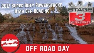 2017 Super Duty 6.7L Powerstroke Utah Off-Roading