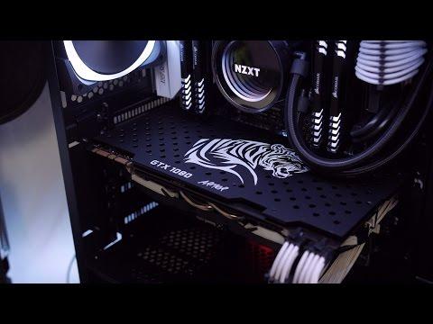 Where To Buy Custom GPU Backplates & PC Parts