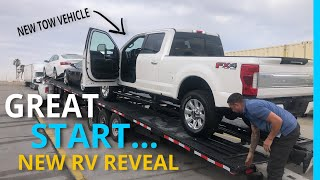 KYD SN9 Starts Now: Ford F250 & RV Reveal