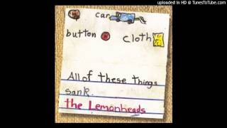 Watch Lemonheads Tenderfoot video