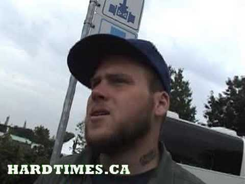 The Bronx Video Interview HARDTIMES.CA