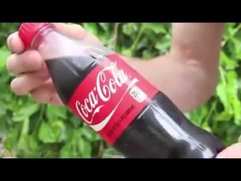 Coke Slushies 콜라 슬러시 만드는 법